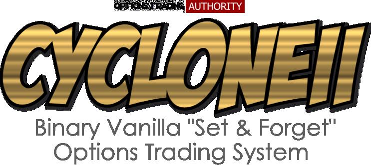 -CYCLONEII Options Binary Vanilla System