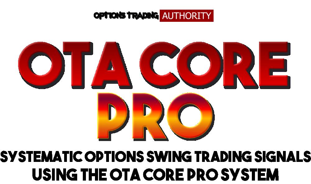 OTA-CORE-PRO Options Trading Signals